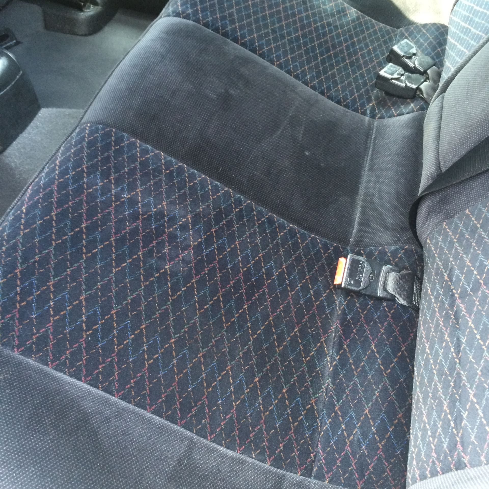 Car Upholstery & Seat Cleaning